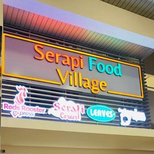 SERAPI FOOD VILLAGE